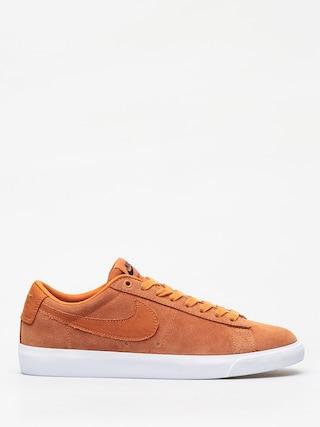 Buty Nike SB Blazer Low Gt (cinder orange/cinder orange obsidian)