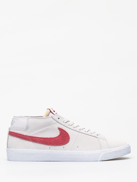 Buty Nike SB Zoom Blazer Chukka (vast grey/team crimson)