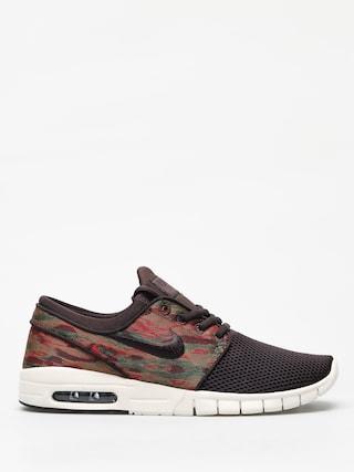 Buty Nike SB Stefan Janoski Max (velvet brown/velvet brown sail)
