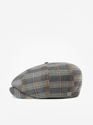 Kaszkiet Brixton Brood Snap ZD (grey/tan plaid)