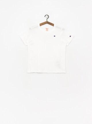 T-shirt Champion Premium Crewneck Wmn(wht)