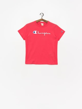 T-shirt Champion Crewneck T Shirt Wmn (pra)