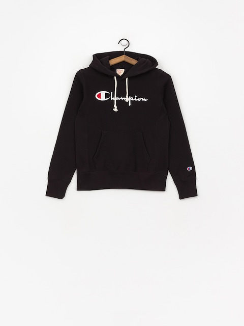 Bluza z kapturem Champion Hooded Sweatshirt HD Wmn (nbk)