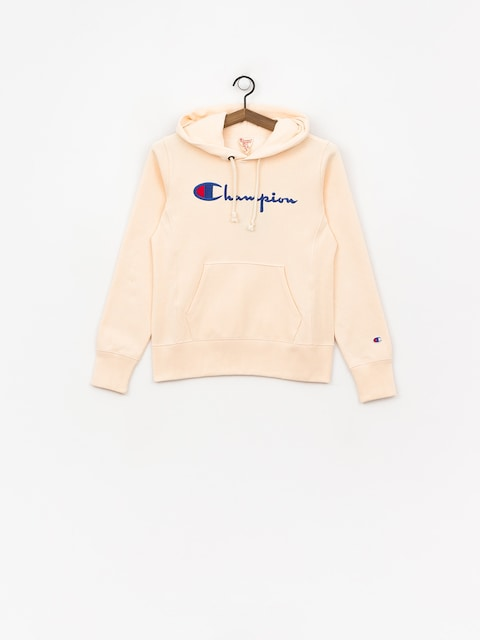 Bluza z kapturem Champion Hooded Sweatshirt HD Wmn (vnc)