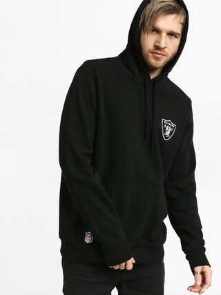Bluza z kapturem New Era Team Logo Oakland Riders HD (black)