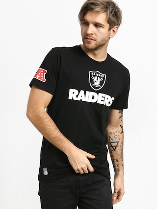 T-shirt New Era Fan Logo Oakland Riders (black)