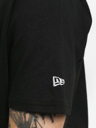 T-shirt New Era Wordmark Chicago Bulls (black)