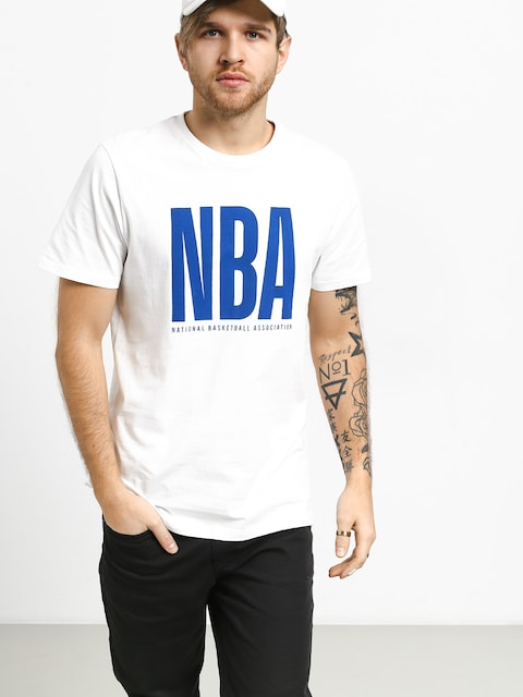 T-shirt New Era Nba Logo