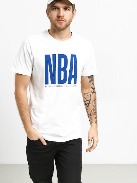 T-shirt New Era Nba Logo (white)