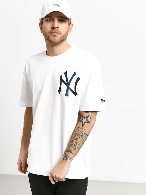 T-shirt New Era Oversized Logo New York Yankees