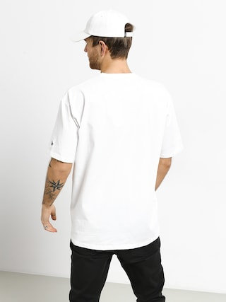 T-shirt New Era Oversized Logo New York Yankees (white)