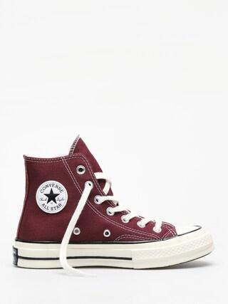 Trampki Converse Chuck 70 Hi (dark burgundy/blac)