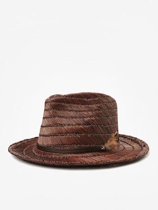 Kapelusz Brixton Crosby II Fedora (brown/brown)