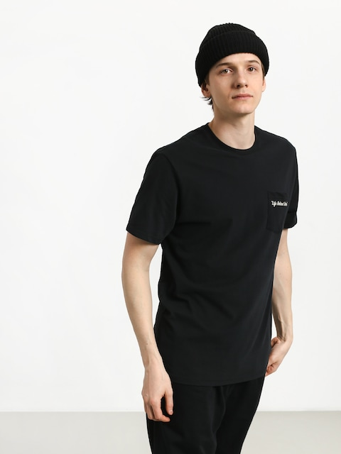 T-shirt Fox Resin Airline (blk)