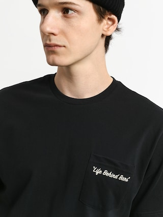 T-shirt Fox Resin Airline (blk)