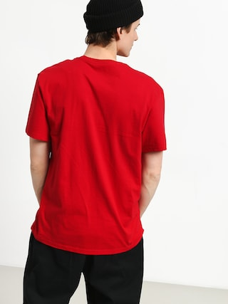 T-shirt Fox Legacy Fox Head (drk rd)