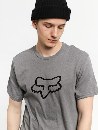 T-shirt Fox Legacy Fox Head (htr graph)