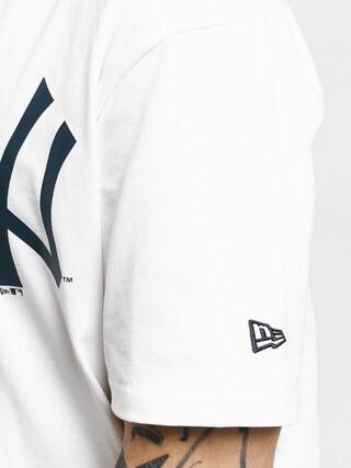 T-shirt New Era Oversized Logo New York Yankees (white)