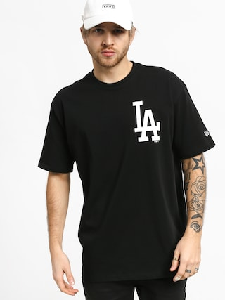 T-shirt New Era Oversized Logo Los Angeles Dodgers (black)