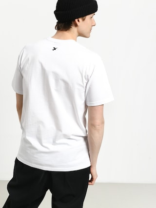 T-shirt Nervous Icon (white)