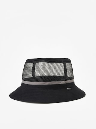Kapelusz Brixton Hardy Bucket Hat (black/grey)