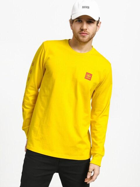 Longsleeve adidas Evitee (yellow/scarle)