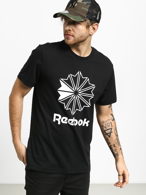 T-shirt Reebok Cl Big Logo (black)
