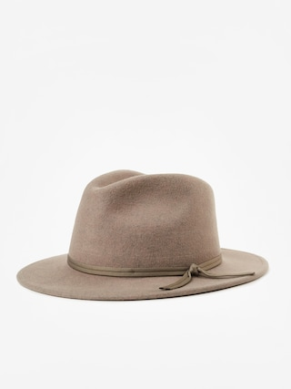 Kapelusz Brixton Coleman Fedora (heather natural)