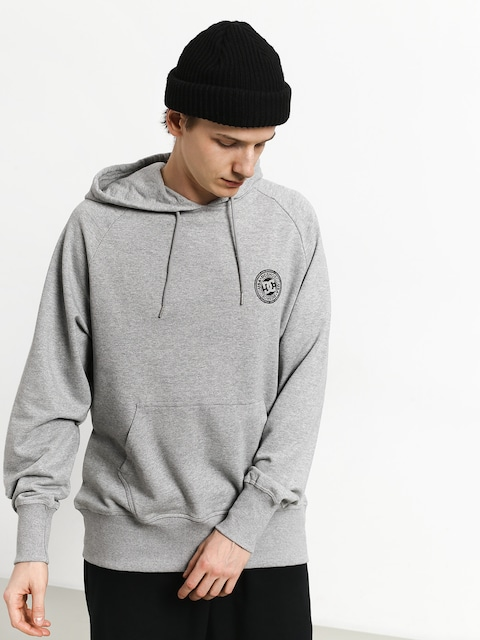 Bluza z kapturem DC Belham HD (grey heather)