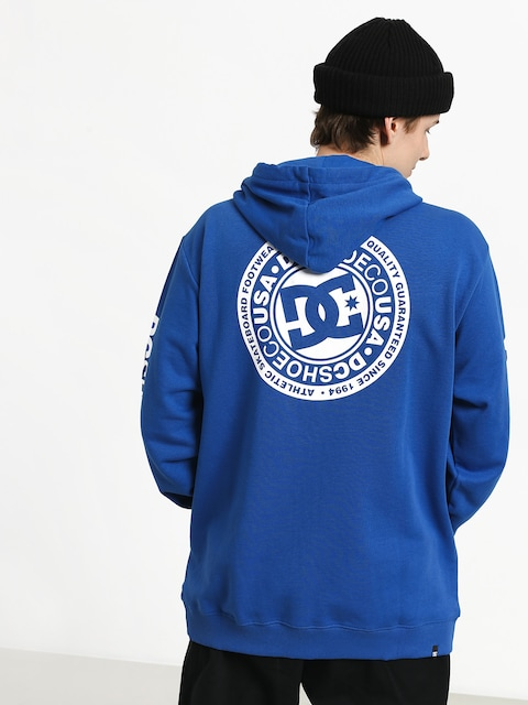 Bluza z kapturem DC Circle Star ZHD (nautical blue)