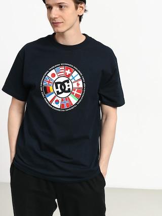 T-shirt DC Intle (dc navy)