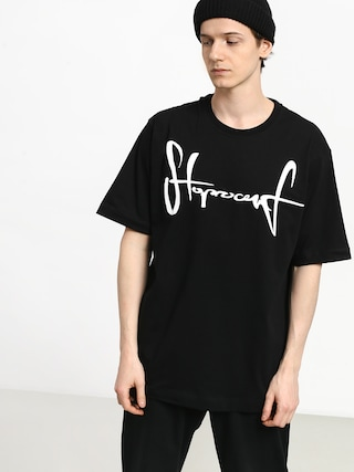 T-shirt Stoprocent Base Tag (black)