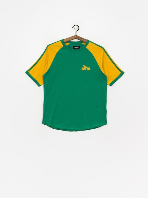 T-shirt Brixton Rogers II (clover)