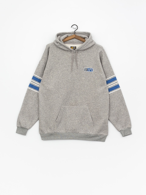 Bluza z kapturem Brixton F/U HD (heather grey)