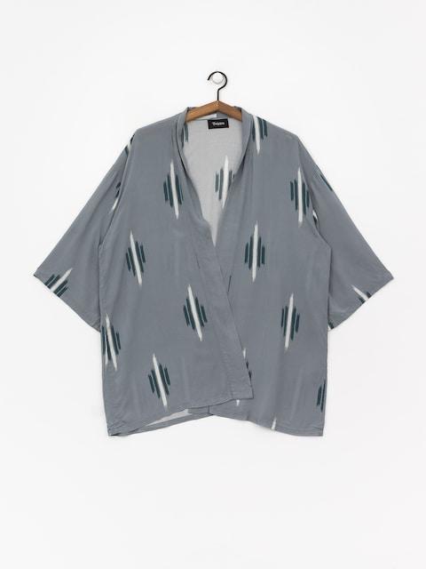 Tunika Brixton Evangeline Kimono Wmn (blue stone)