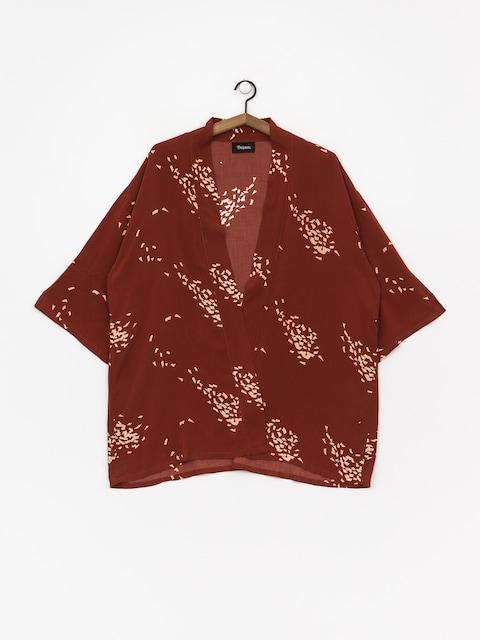 Tunika Brixton Evangeline Kimono Wmn (henna)