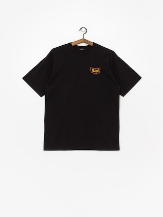 T-shirt Brixton Stith Stnd (black/gold)