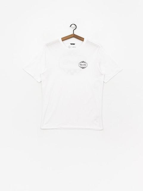 T-shirt Brixton Bellfast Prt (white)