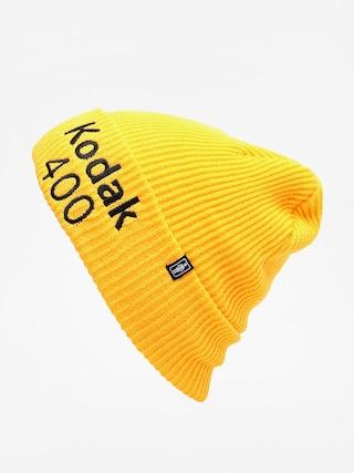 Czapka zimowa Girl Skateboard Kodak Gold 400 (gold)