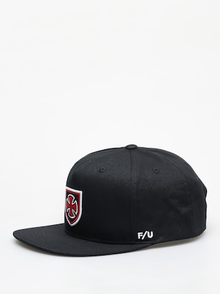 Czapka z daszkiem Brixton Hedge Mp Snbk ZD (black)