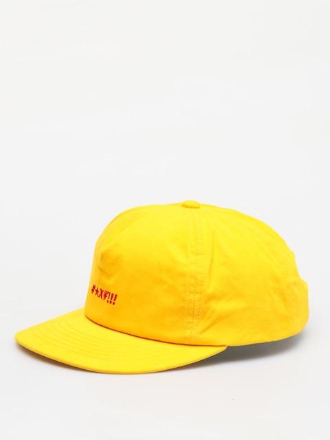 Czapka z daszkiem Brixton Shine Lp ZD (yellow)
