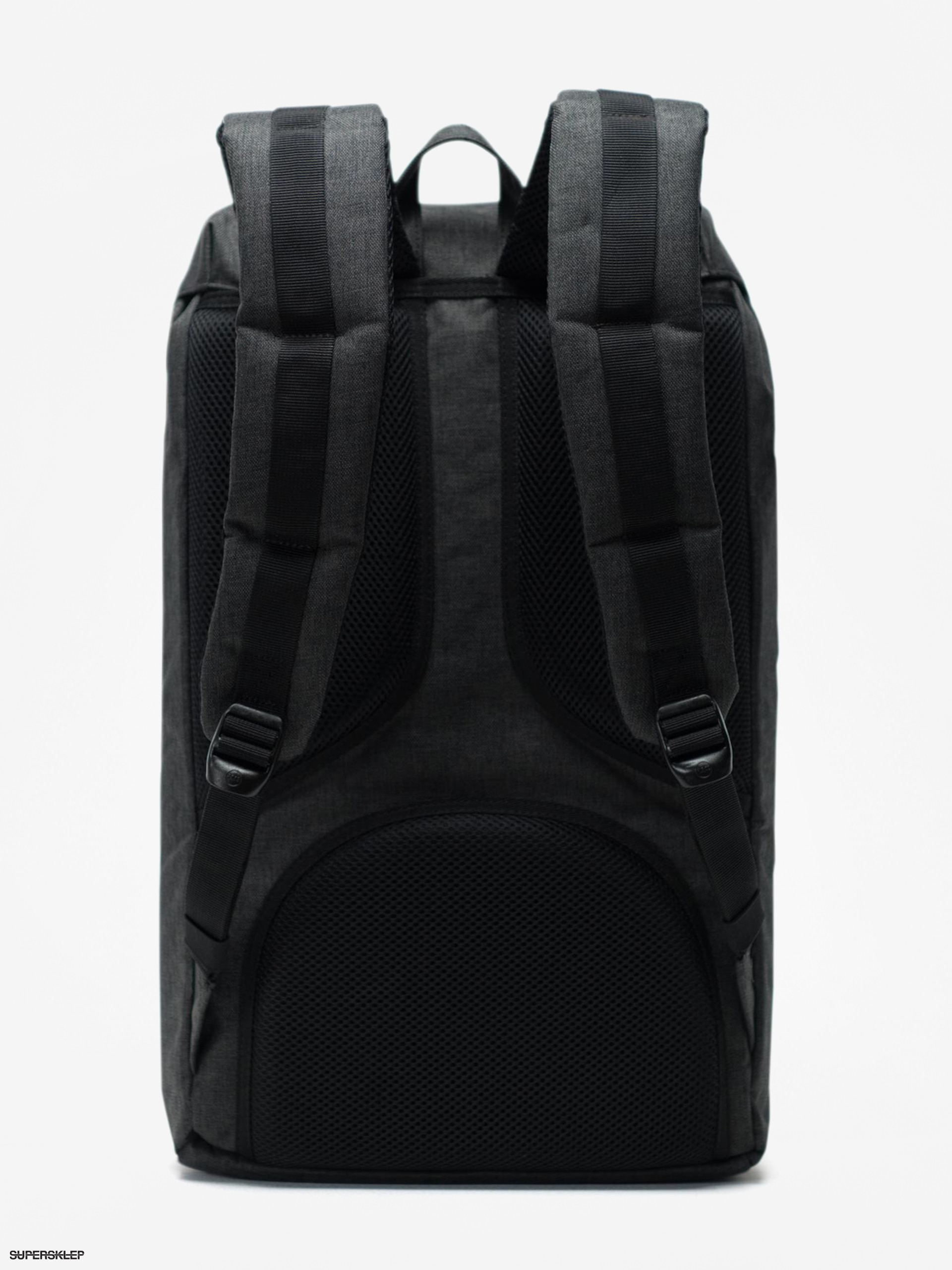 7707e442c0fed Plecak Herschel Supply Co. Little America (black crosshatch/black)