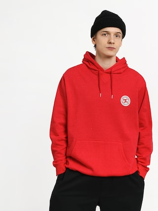 Bluza z kapturem DC Rebel HD (racing red)
