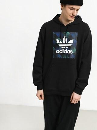 Bluza z kapturem adidas Towning HD (black/white/actblu/a)