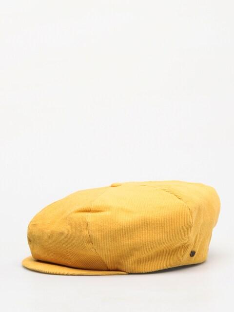 Kaszkiet Brixton Ollie W ZD Wmn (mustard cord)