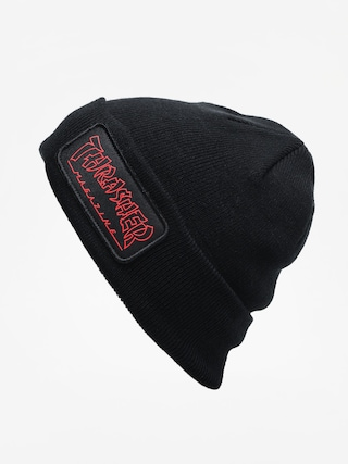 Czapka zimowa Thrasher China Banks Patch (black)