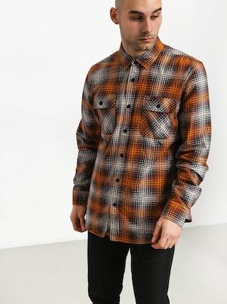 Koszula Brixton Bowery Lw Flannel (burnt orange)