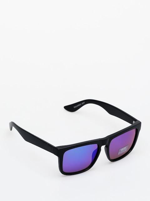 Okulary przeciwsłoneczne Vans Squared Off (black/green)