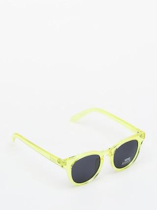 Okulary przeciwsu0142oneczne Vans Wellborn II (sunny lime)