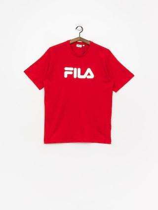 T-shirt Fila Pure Short Sleeve Shirt (true red)